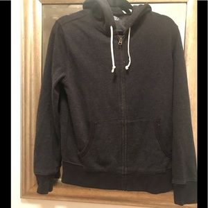 Jcrew Small navy blue hoodie